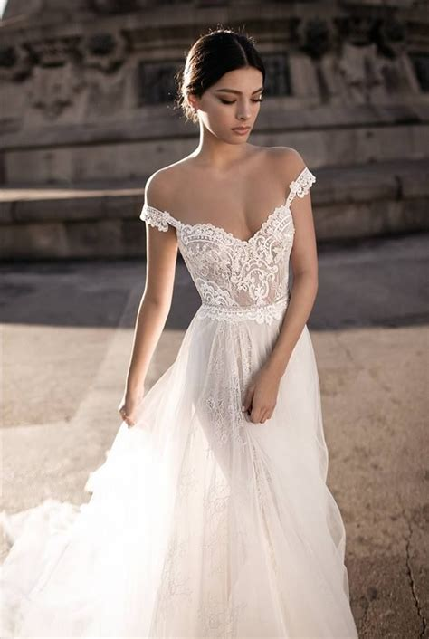 Couture Wedding Dresses by Best 25 Shoulder Wedding Dress Ideas On