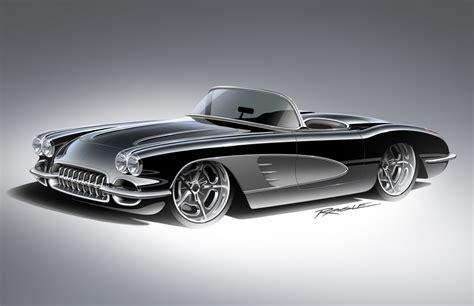 Design Garage Door 58 corvette ragle design