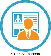 flat design company profile company profile icon flat design company profile icon