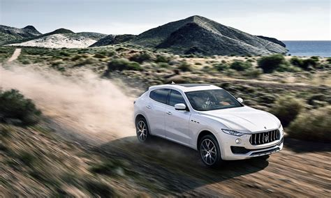 maserati in south africa how much you ll pay for the maserati levante in sa