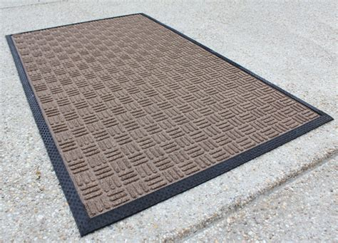 Cheap Door Mats Discount Weather Catcher Entrance Mats Are Water Trapper