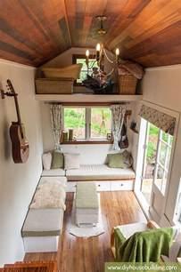 Diy Small Home Family S Diy Tiny House On Wheels