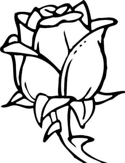 large rose coloring page sparet er tjent blomster tegninger l 230 r at tegne
