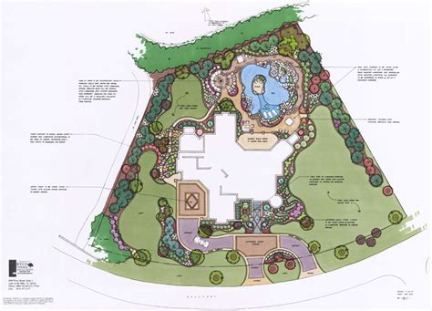 Landscape Layout Landscape Design Construction Installation Ryco