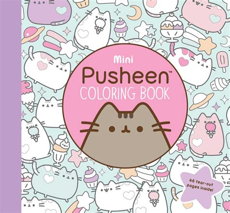 pusheen coloring book book by claire belton official publisher page simon schuster claire belton official publisher page simon schuster canada
