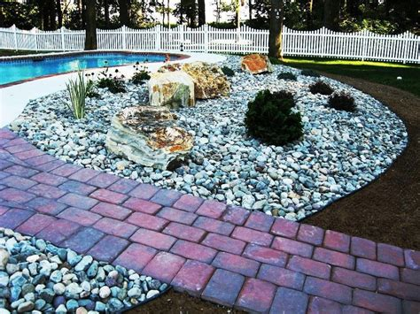 colored for colored rocks for landscaping design bistrodre porch and