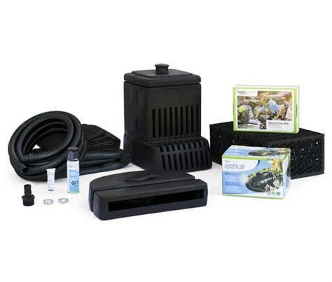 get the deluxe diy waterfall pond kit at walmart com save diy backyard waterfall kit sids ponds