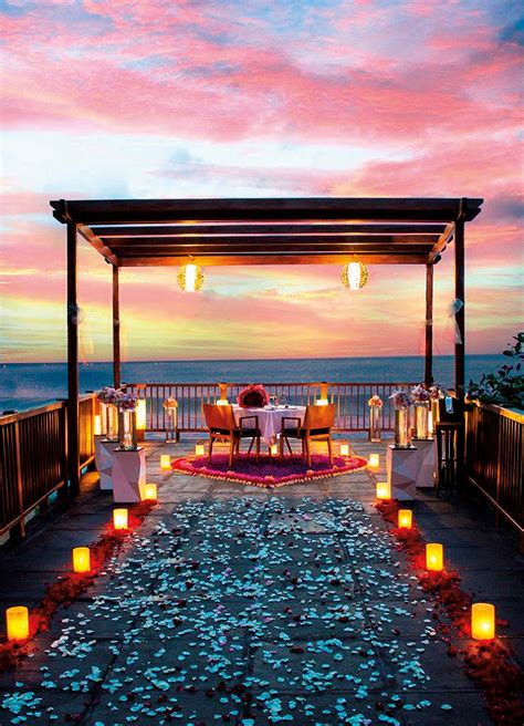 dining by design create your own romance with anantara uluwatu s dining by