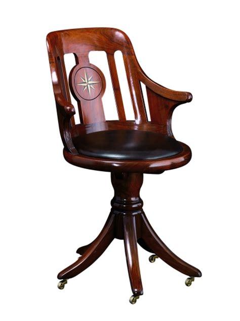 nautical desk chair seafurniture