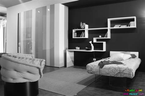 Black And White Paintings For Bedroom by ديكور غرف نوم جديدة باللون الاسود في رصاصي جديدة وعصرية