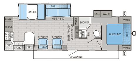 cer floor plans jayco travel trailer floorplans jims