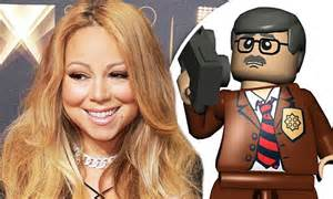 Tv Show Benched Mariah Carey In Talks To Play Commissioner Gordon In The