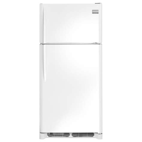 frigidaire gallery refrigerator replacement drawer frigidaire gallery 181 cu ft top freezer refrigerator in