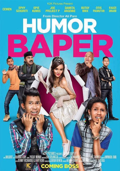 film indonesia baper download film indonesia humor baper 2016 dvdrip full