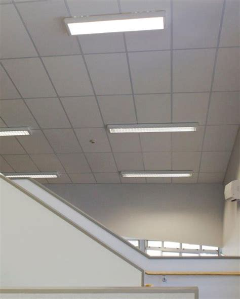 Thermo Tile Ceiling Tile by Acoustic Plus Dual Bloc 60mm Ceiling Tile Ecoplus Systems