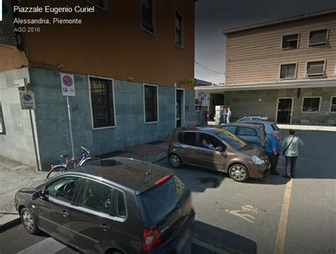 ufficio postale alessandria barosini a poste italiane e rfi c 232 un marciapiede da