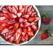 &187 Strawberry Cheesecake Tart Sumptuous Spoonfuls