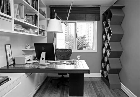 modern small office design ideas minimalist desk design