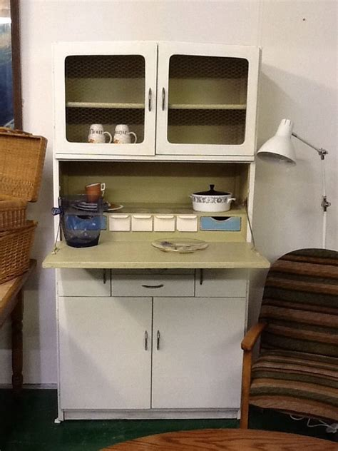 Retro Cabinets Kitchen Vintage Retro Kitchen Cabinet Cupboard Larder Kitchenette 50s 60s Mid