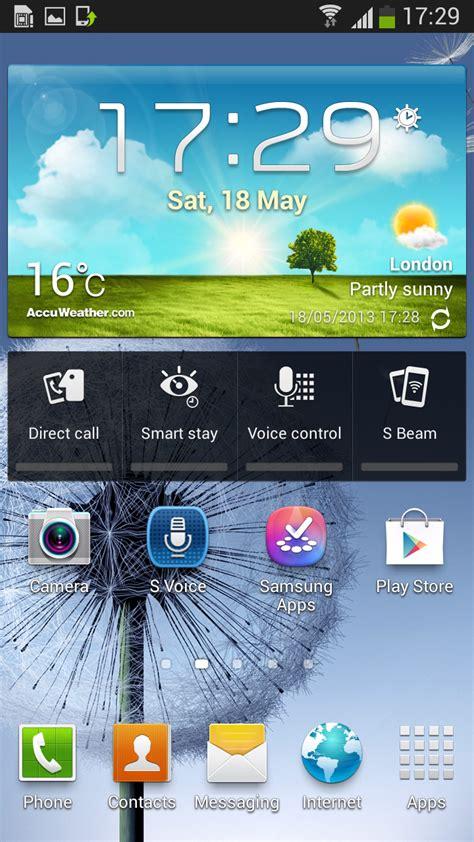 screenshot android galaxy s4 samsung galaxy s3 weitere test firmware auf android 4 2 2 jelly bean durchgesickert