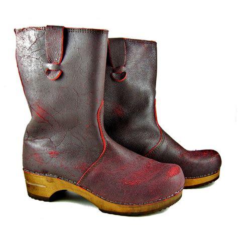 sanita boots sanita bea clog boot from rubyshoesday uk