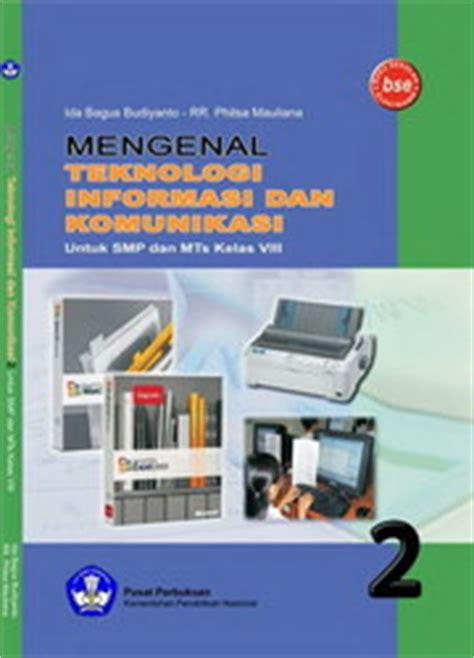 buku mengenal teknologi informasi dan komunikasi kelas 8