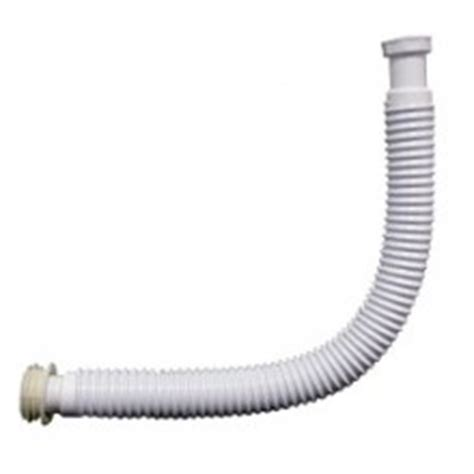 Barco Plumbing Supply by Toilet Flush Pipe 1 1 2 Quot X 24 Quot White Hitchin