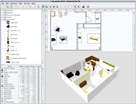 virtual home design free no download sweet home 3d pleia2 s blog