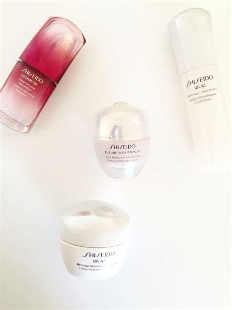 Shiseido Skincare shiseido skincare skin care