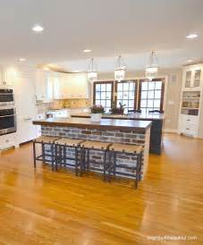 Kitchen With Island Ideas kitchen island ideas home trends 2013 bright bold and beautiful blog