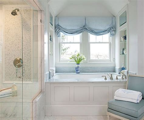 Bathroom Curtain Ideas For Windows 20 Designs For Bathroom Window Treatment Home Design Lover