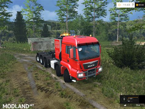 when is the truck 2015 truck v1 1 mod for farming simulator 2015 15