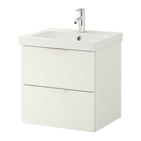godmorgon bathroom cabinet godmorgon odensvik sink cabinet with 2 drawers white