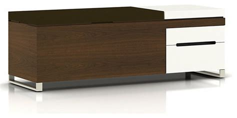 cognita bench herman miller cognita storage bench contemporary accent and storage benches by