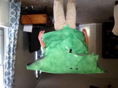 Origami Yoda Costume - my stooky yoda costume origami yoda