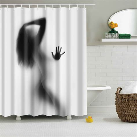 Shower Curtains For Mens Bathroom Bathroom Shower Curtains Shower Curtain Waterproof Polyester Fabric Screen Alex Nld