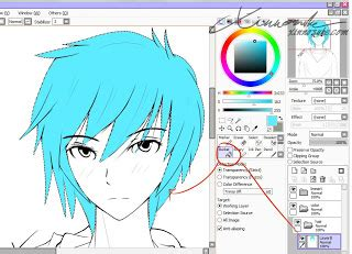 paint tool sai ke stažení zdarma tutorial paint tool sai coloring mewarnai