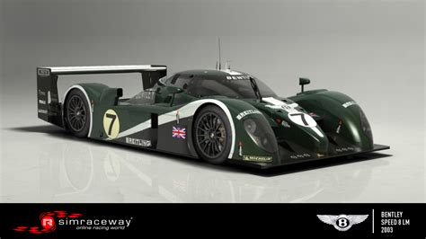 bentley exp speed 8 simraceway bentley exp speed 8 available virtualr