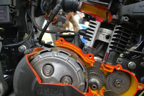 Mesin Yamaha bedah daleman mesin yamaha byson