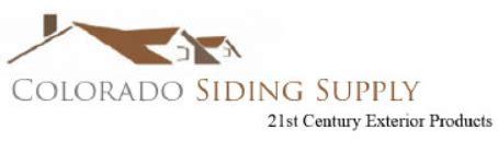 Colorado Siding Supply Denver - colorado siding supply home