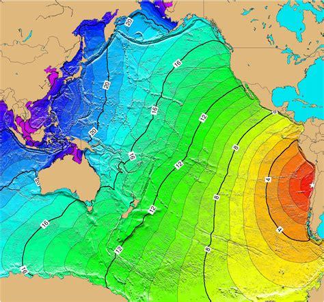 Raglan Pacific Pacific 02 tsunami tracking help chile heal