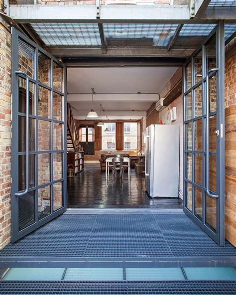 Superior Modern Courtyard #6: Old-Warehouse-turned-into-a-smart-modern-home-in-London.jpg