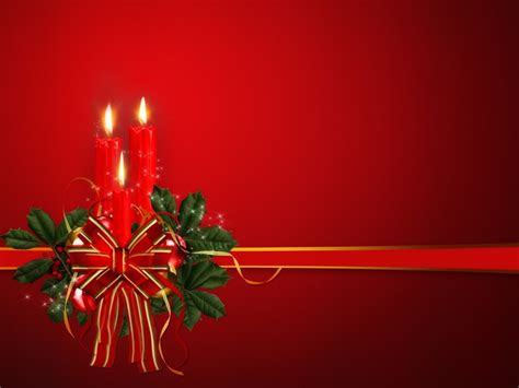 christmas wallpaper 1024x768 1024x768 christmas candles desktop pc and mac wallpaper