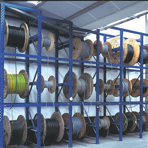 Cable Drum Racking Systems by Redirack Redicable 174 Cable Drum Storage