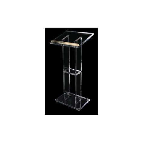 Rostrum Acrylic acrylic rostrum perspex lectern