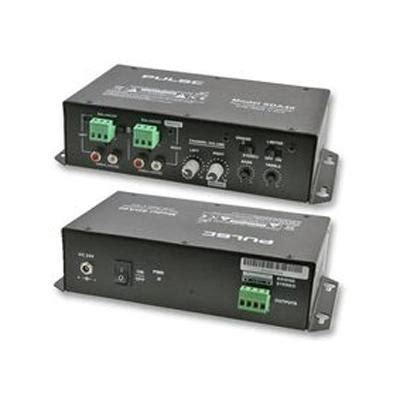 Compact Home Audio Lifier Pulse Sda 40 Stereo Compact Lifier 2 X 20w