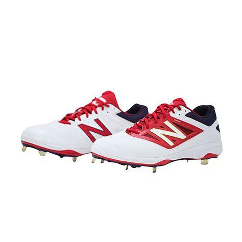 new balance baseball shoes new balance standout pack baseball shoes metal spike