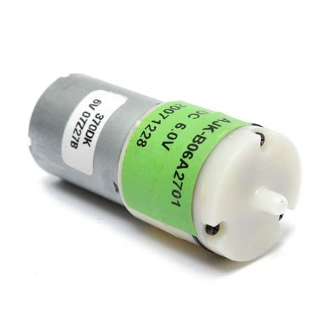 Pompa Air Mini 6 Volt 3v 6v dc 370 high power small mini micro air motor
