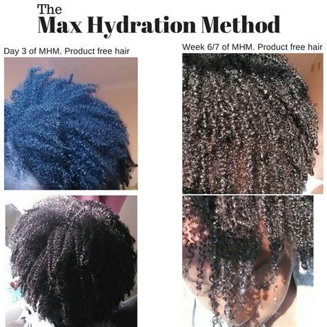 max hydration method  day   week progress