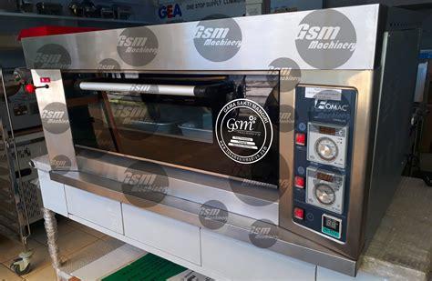 Mesin Oven Roti Listrik Bekas oven roti fomac bov arf20h toko alat mesin usaha